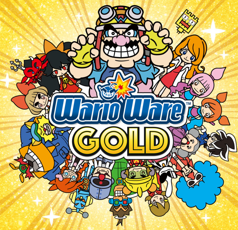 "WarioWare Gold: A fine example of Nintendo's weird ""end of life"