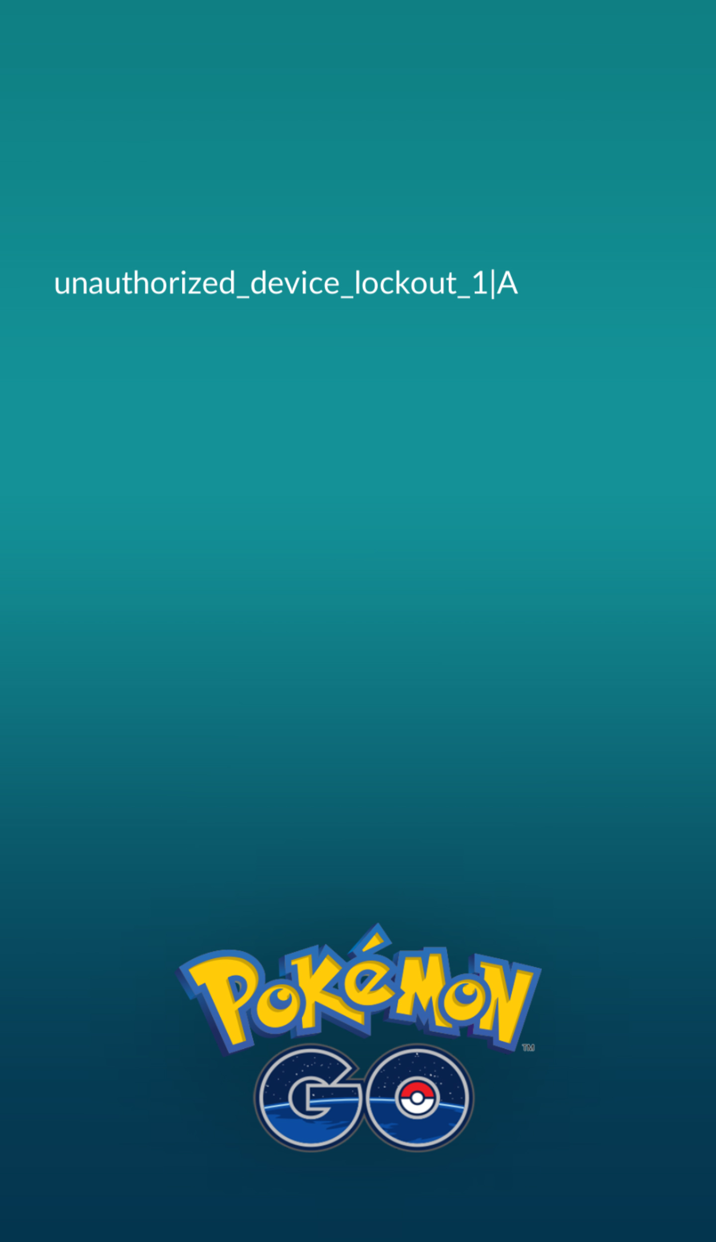 "The error message shown when trying to play <em>Pokemon Go</em> on an Android device with an empty ""MagiskManager"" folder.""><img alt="