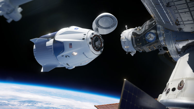 SpaceX Crew Dragon could fly astronauts to the ISS in early 2020