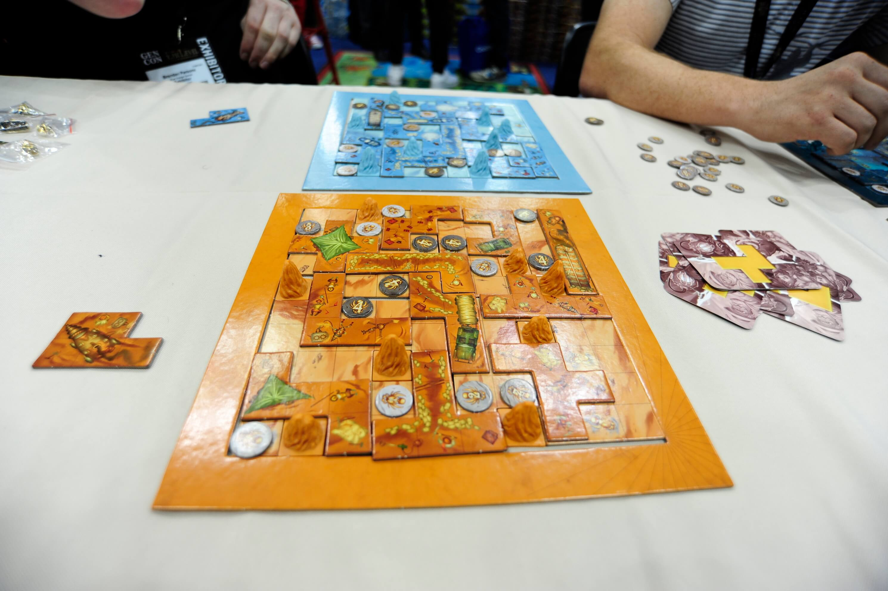 The Hottest New Board Games From Gen Con 2018 Ars Technica