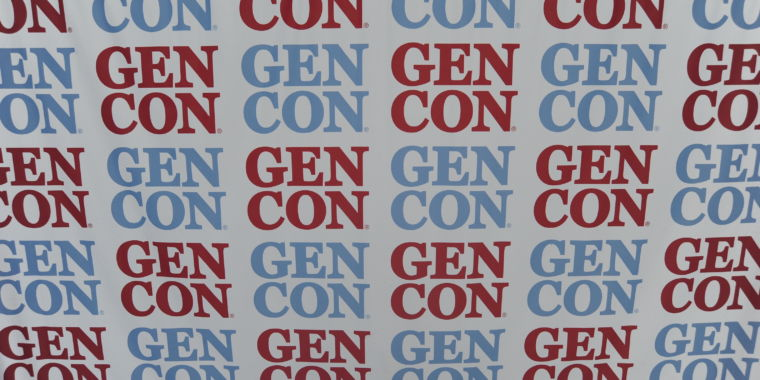 60,000 board gamers, one convention hall: Gen Con 2018 in pictures