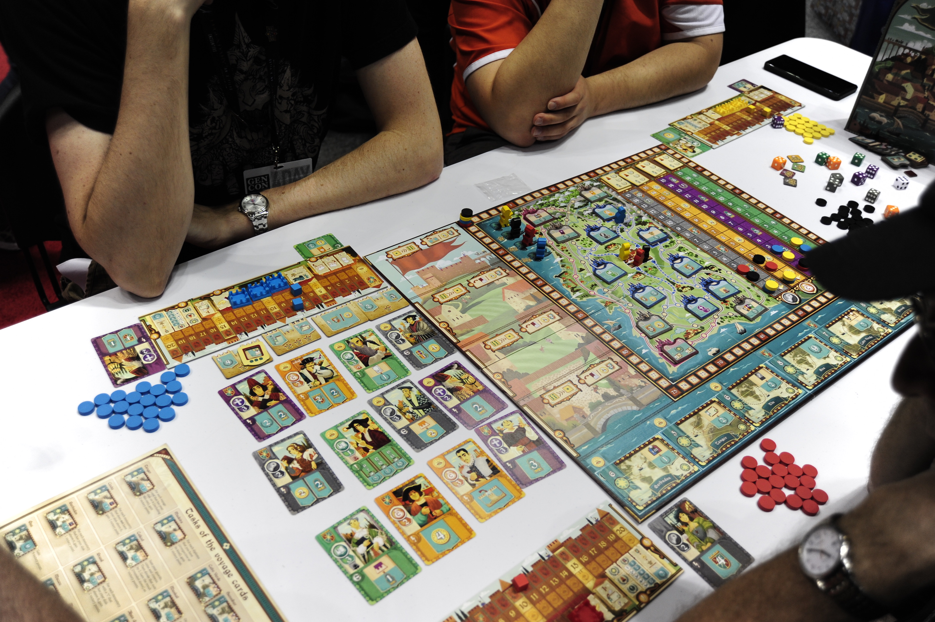 Coimbra The hottest new board games from