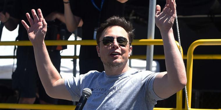 Tesla fundraising push blows past $2 billion target - Ars Technica