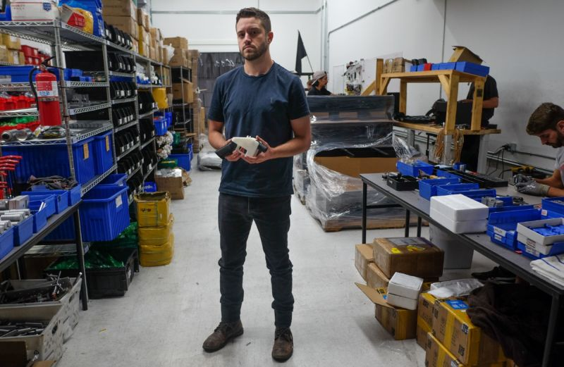 Judge orders Cody Wilson's arrest, but he skipped his return flight from Taiwan