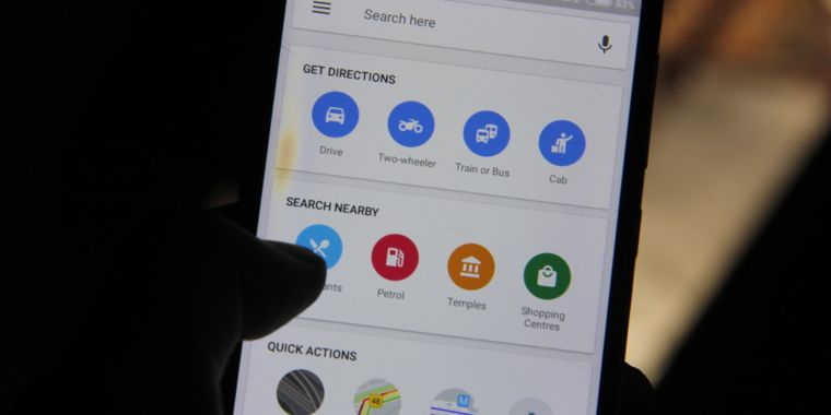 "Man sues over Google's ""Location History"" fiasco, case could affect millions"