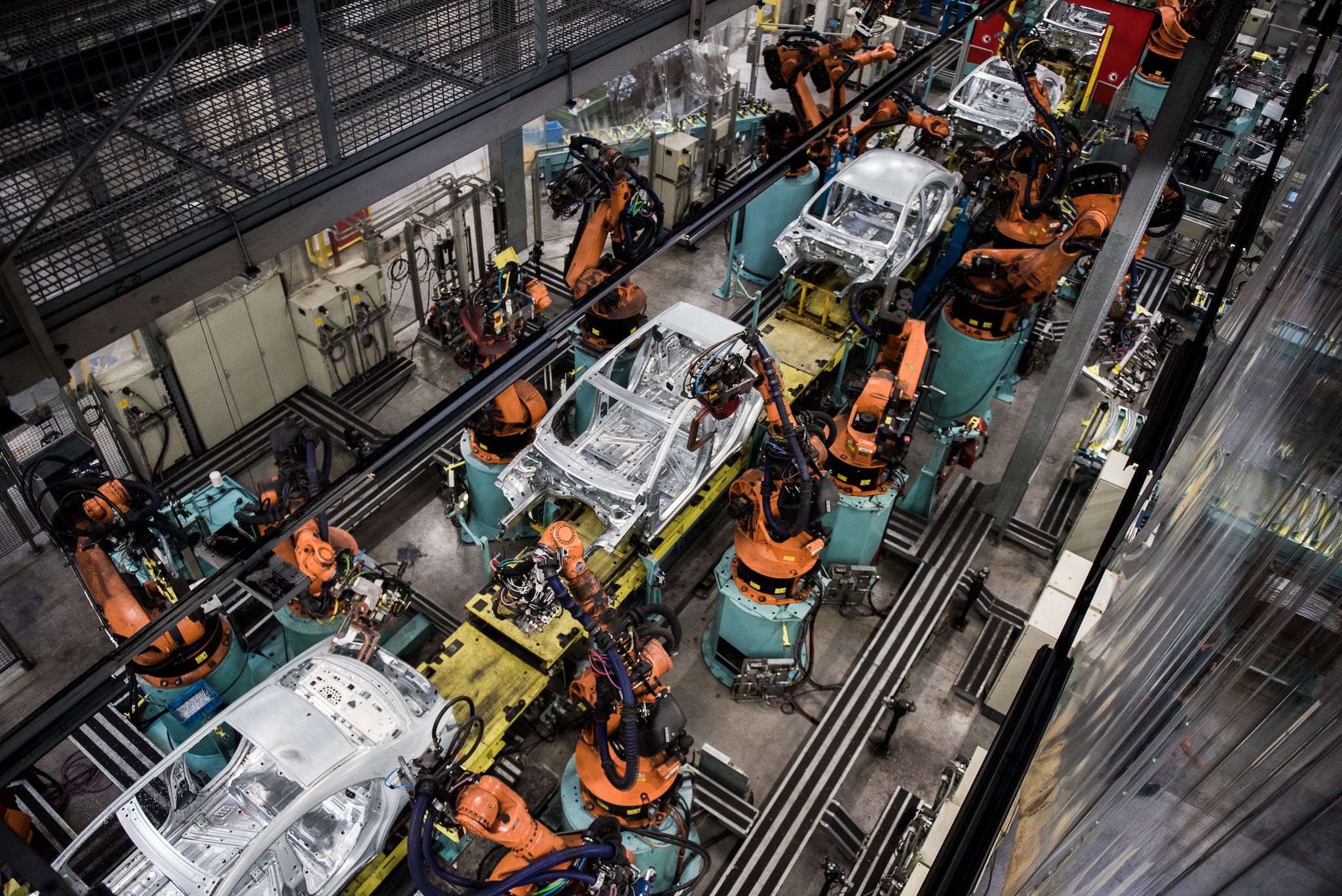 Could Iphone Style Contract Manufacturing Come To The Car Industry