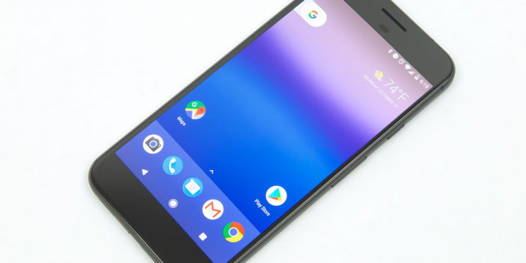 RIP OG Pixel: Google ends support after just three years [Update]