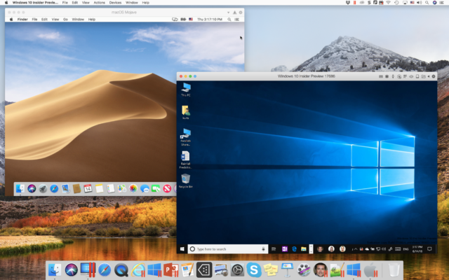Parallels Desktop 14 is available now for Mac, and it