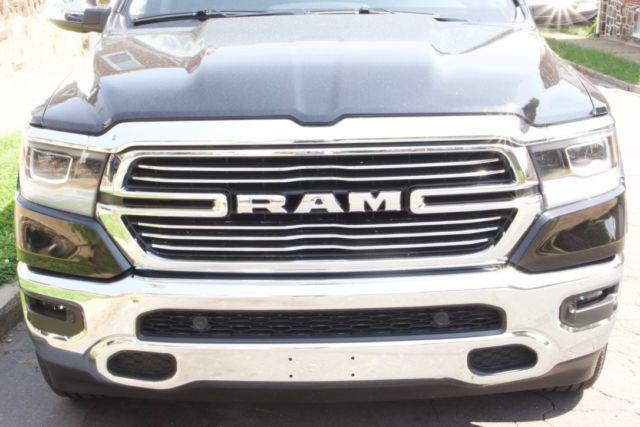 "The RAM 1500 Laramie Crew Cab fuses ""luxury"" and ""pickup"