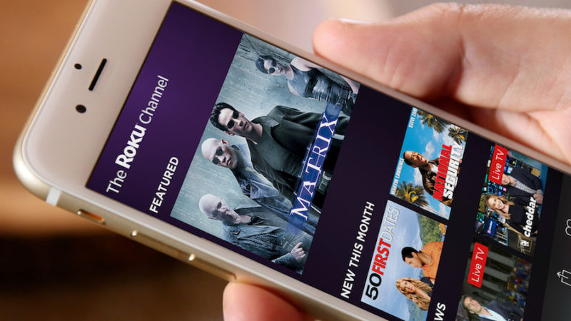 The Roku Channel is now available on the Web without a Roku device