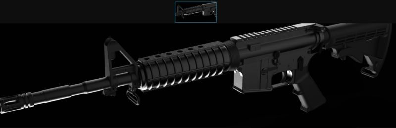 3D-printed gun website yanks CAD files after federal judicial order