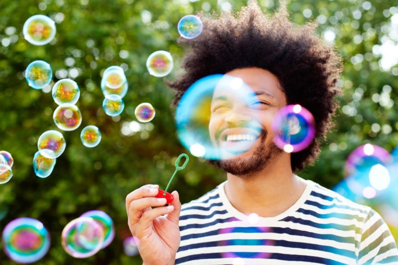 Scientists have long been fascinated with the math and physics of bubbles.