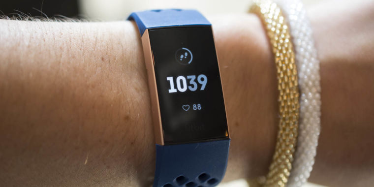 Fitbit returns to its roots with new $150 Charge 3 fitness