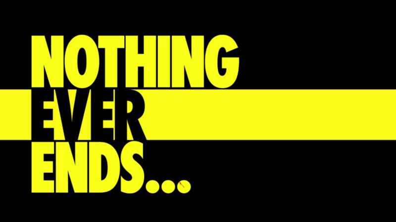 HBO offered this teaser image with its <em>Watchmen</em> announcement today.