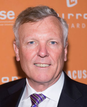 Charter CEO Tom Rutledge at the Mirror Awards in New York City on June 11, 2015.