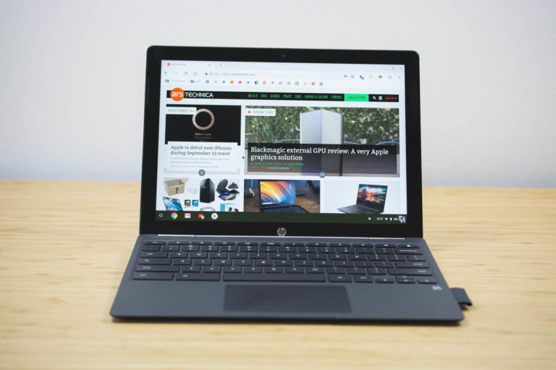Review: HP's Chromebook x2 could convince me to go all-in on