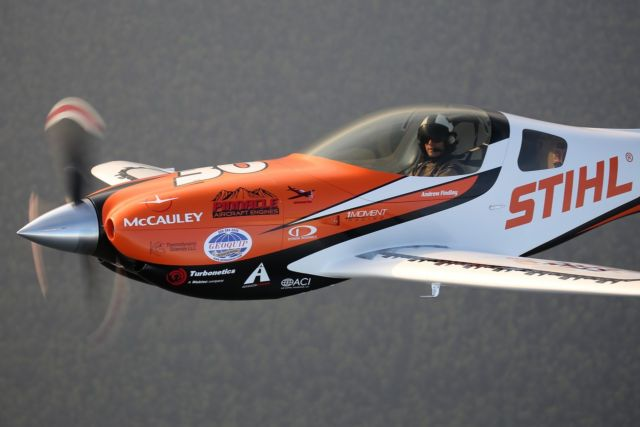 400mph, 50 feet up—what it takes to race and win world's fastest