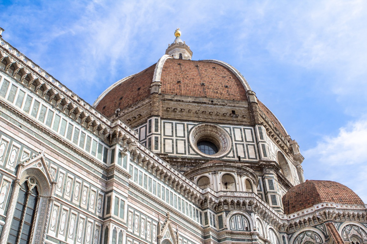 Florence Dome: Italy's Famous Dome Is Cracking, And Cosmic Rays Could