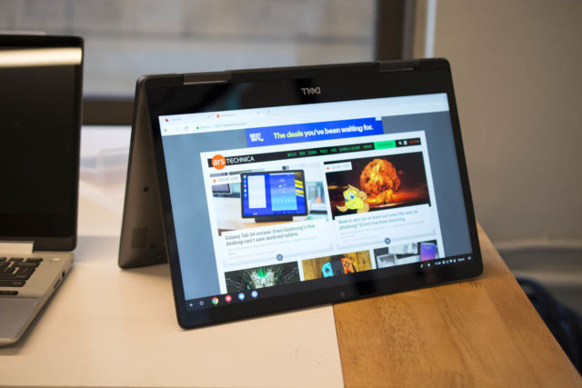 Dell tempts Pixelbook lovers with premium $599 Inspiron