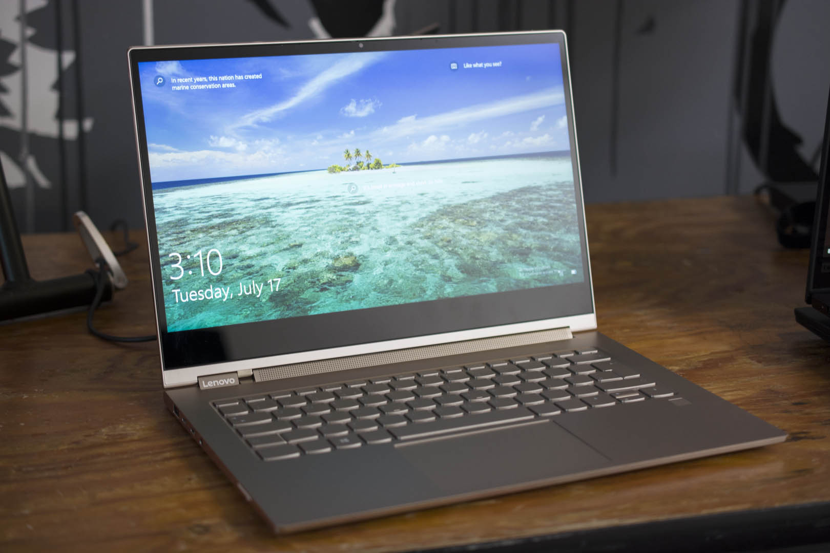 Lenovo's Yoga C930 two-in-one.