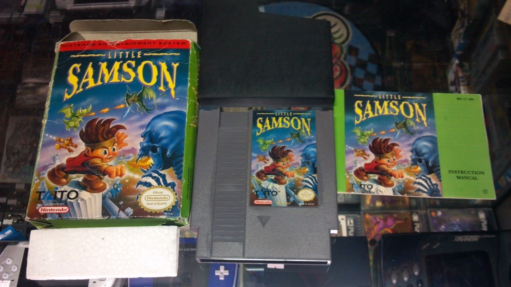 Paying over $1000 for the original cartridge shouldn't be the only legal way to play <em>Little Samson</em>.