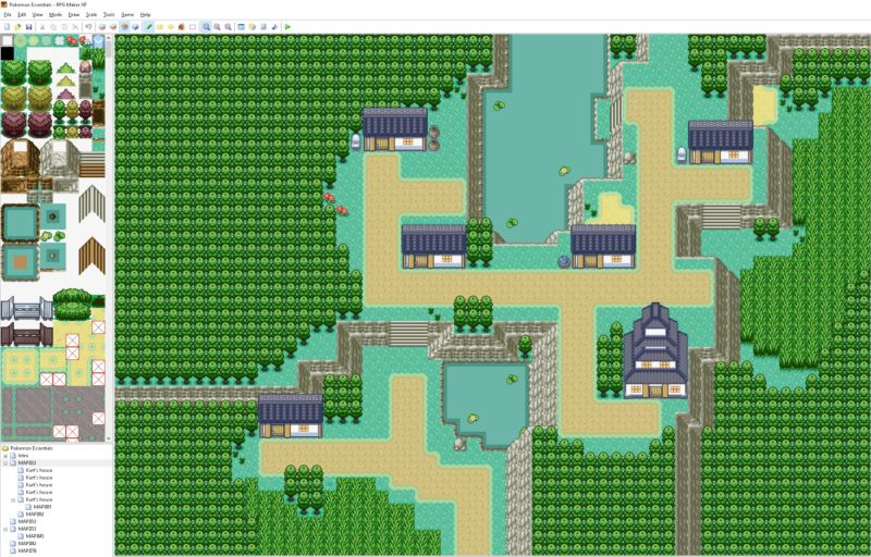 Nintendo shuts down tool used to build Pokémon fan games