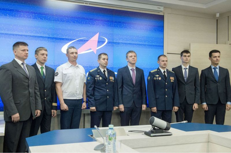 Russia's newest class of cosmonauts is all male.