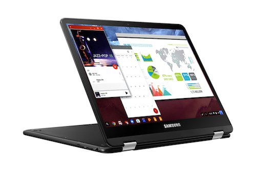 Samsung Chromebook Pro product image
