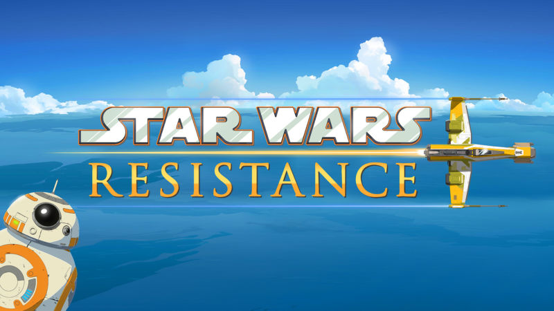 First Star Wars Resistance trailer unveiled