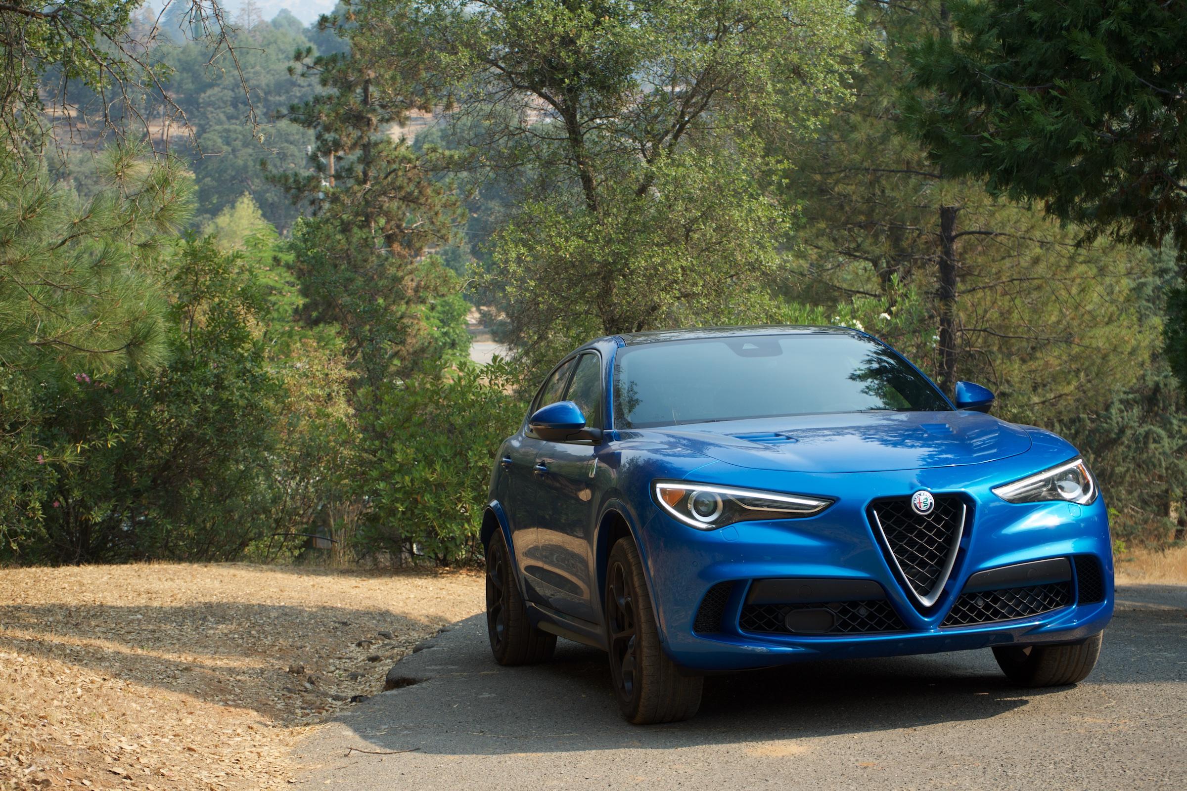 1 160 Miles In 11 Days A Grand Tour With The Alfa Romeo Stelvio