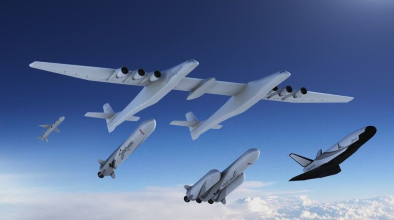 Meet the Stratolaunch fleet.