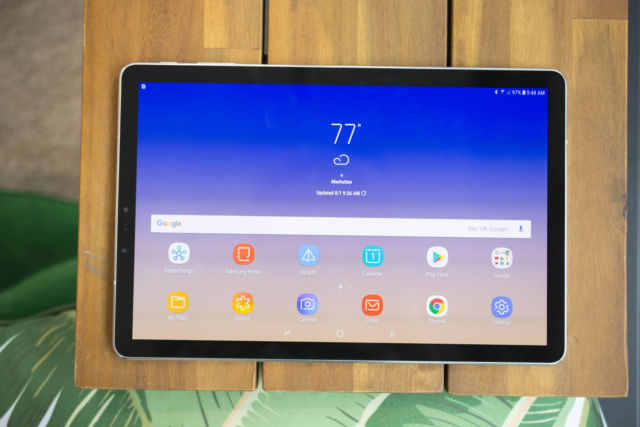 Galaxy Tab S4 review: Even Samsung's Dex desktop can't save Android
