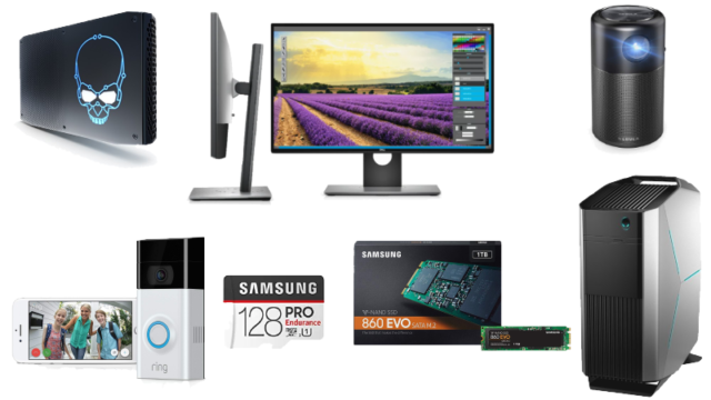 Dealmaster Get A 1440p Dell Monitor And A 100 Dell Gift