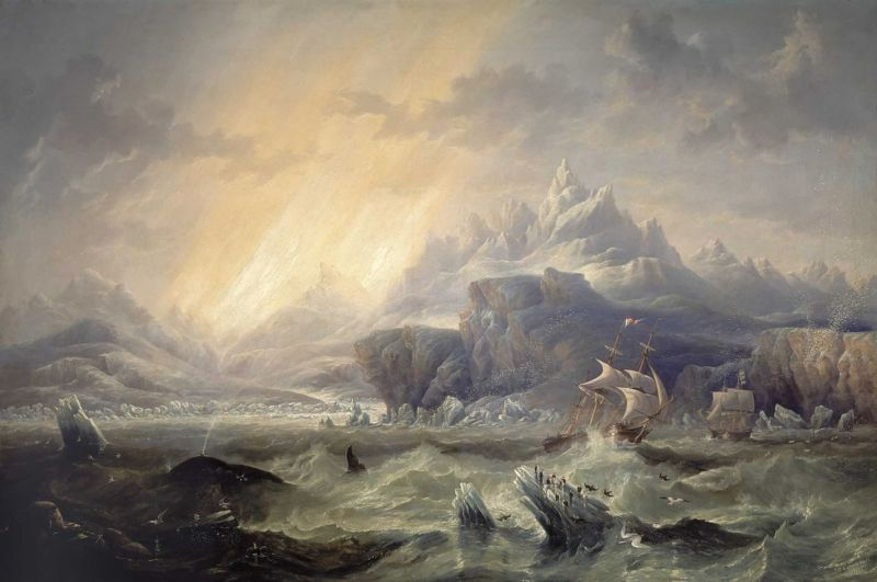 Strands of hair shed light on doomed 19th-century Arctic expedition