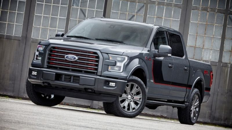 Ford F-150 Recall for Seat Belt-Related Fire Risk