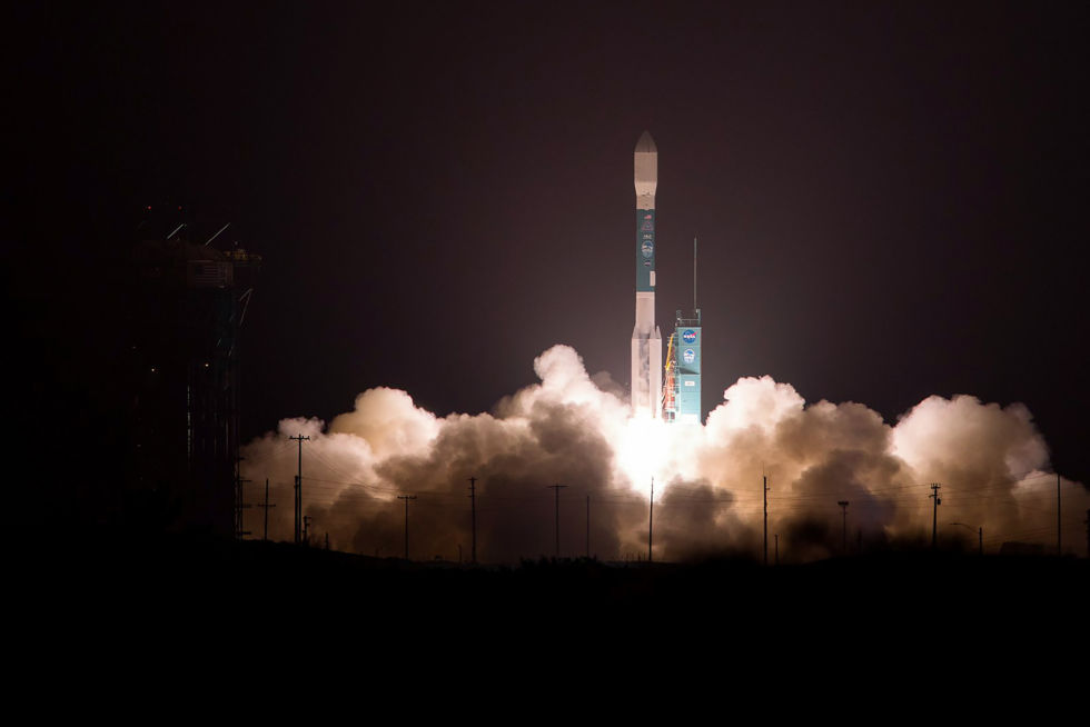 The Delta II rocket came, it saw, and for a time it conquered