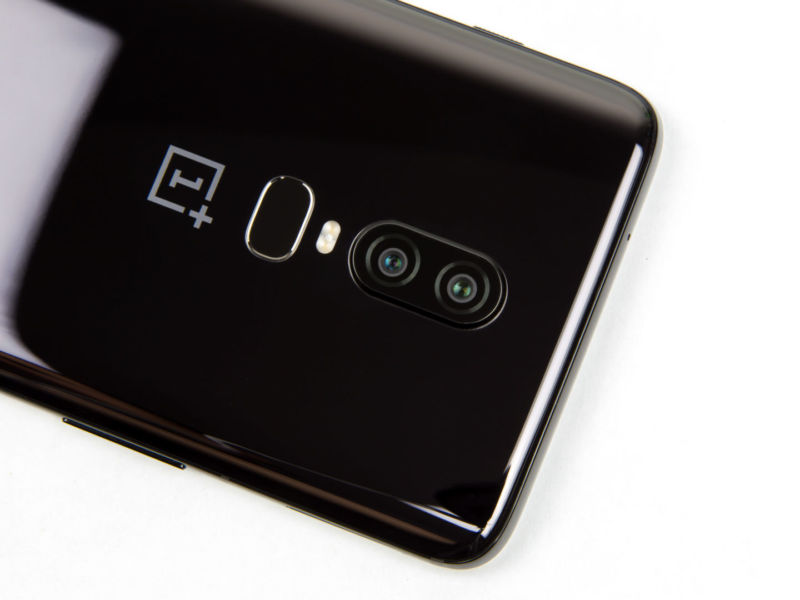 OnePlus' last phone, the OnePlus 6.