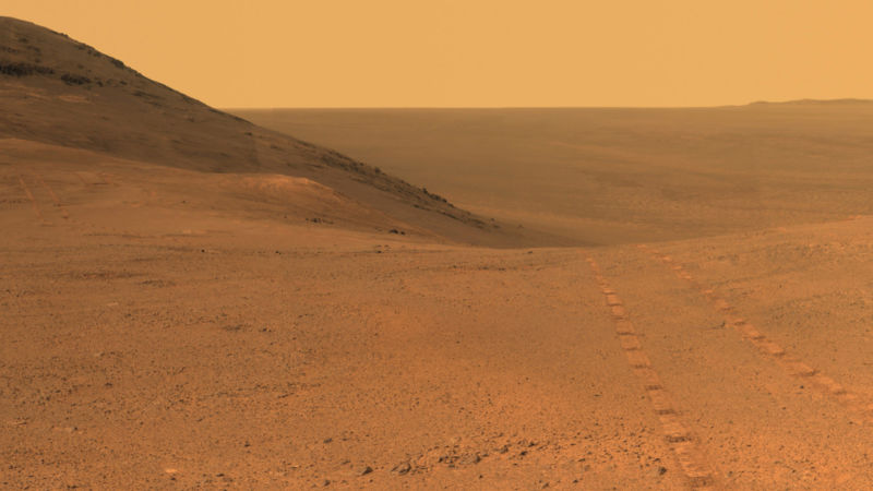 Opportunity rover still MIA as dust settles on Mars