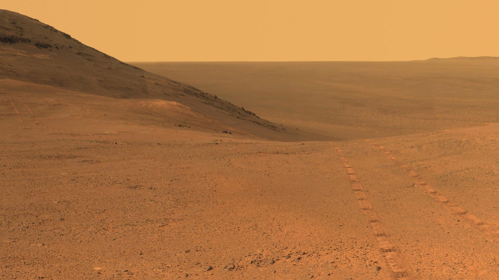 Opportunity rover still MIA as dust settles on Mars | Ars ...