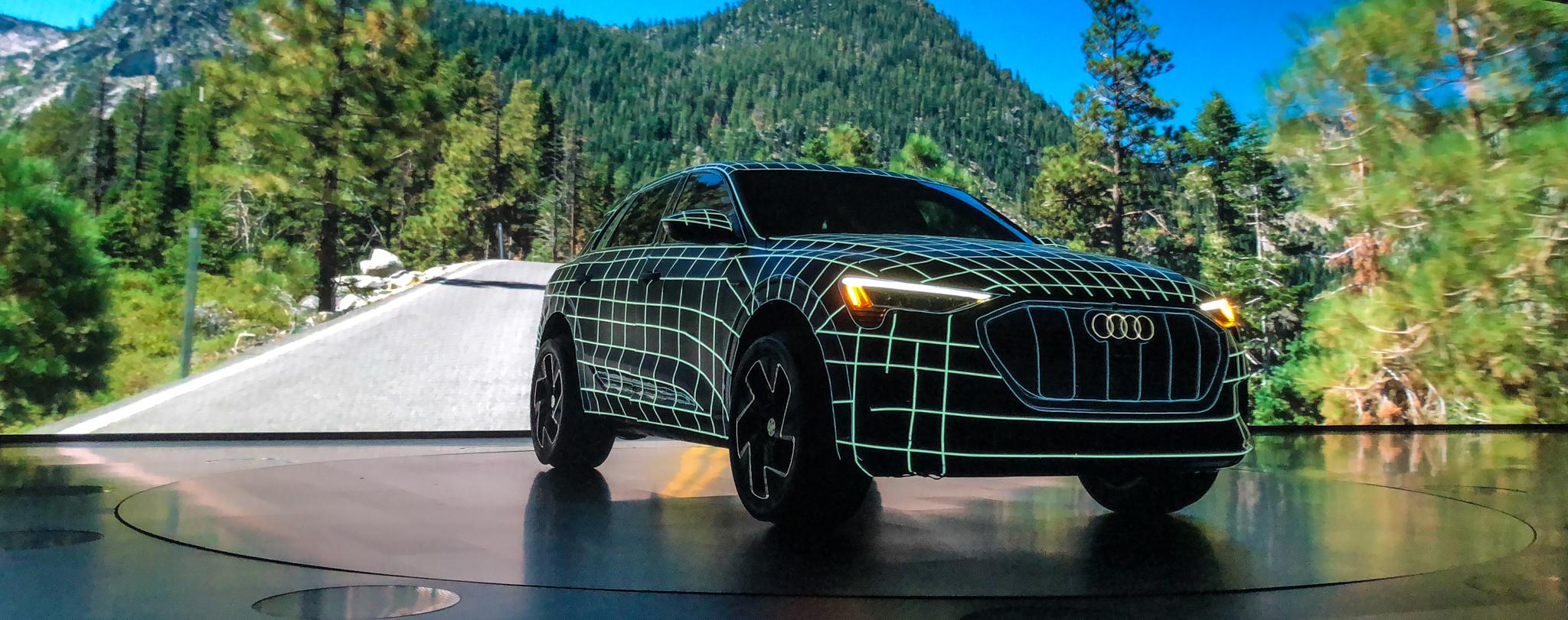 Audi E Tron Launch Enlarge