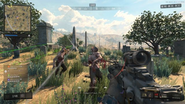 Call of Duty battle royale beta: Surprisingly tame, surprisingly