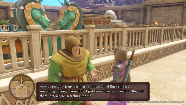Review: Dragon Quest XI looks new but feels old | Ars Technica