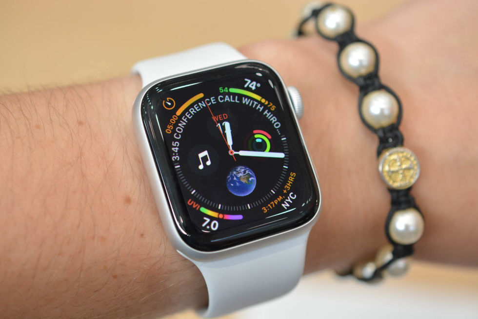 Apple Watch Series 4 hands-on: Sparking envy in current Apple Watch owners
