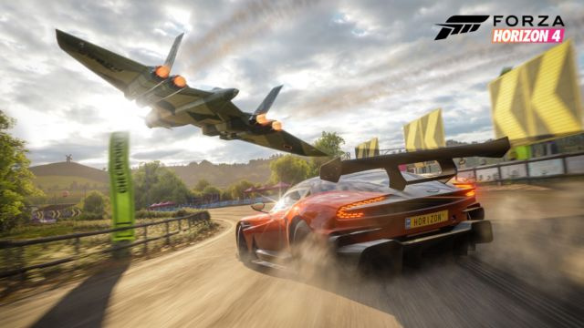 Forza Horizon 4 is the best open-world driving game you can