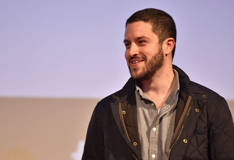 Cody Wilson speaks at the 2015 SXSW Conference for the premiere of the documentary, <em>Deep Web</em>.