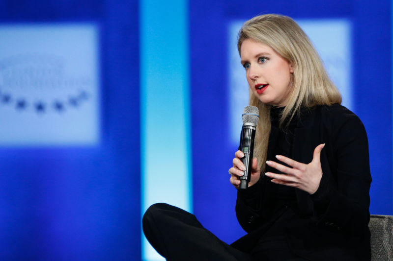 Theranos is about to shut down for good