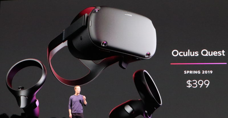 Oculus hopes its $399 headset will bring virtual reality to the masses