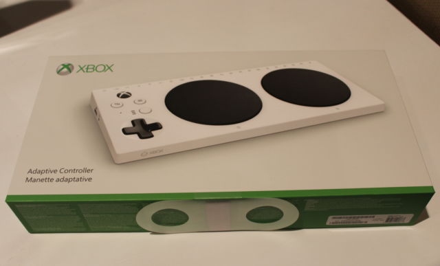 Xbox Adaptive Controller is now out—and we go hand, foot