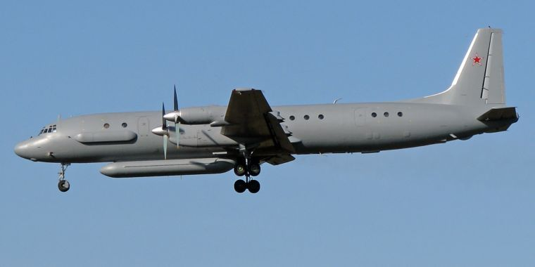 Russian Surveillance Plane Got Shot Down by Syria-and Russia Blames Israel