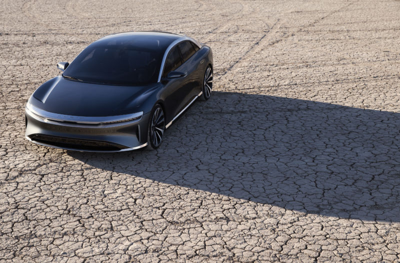 arstechnica.com - Timothy B. Lee - Lucid Motors raises $1 billion to build all-electric cars in Arizona